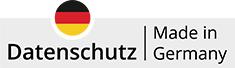 Datenschutz - Made in Germany