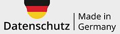 Datenschutz - Made in Germany