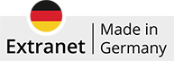 Extranet - Made in Germany